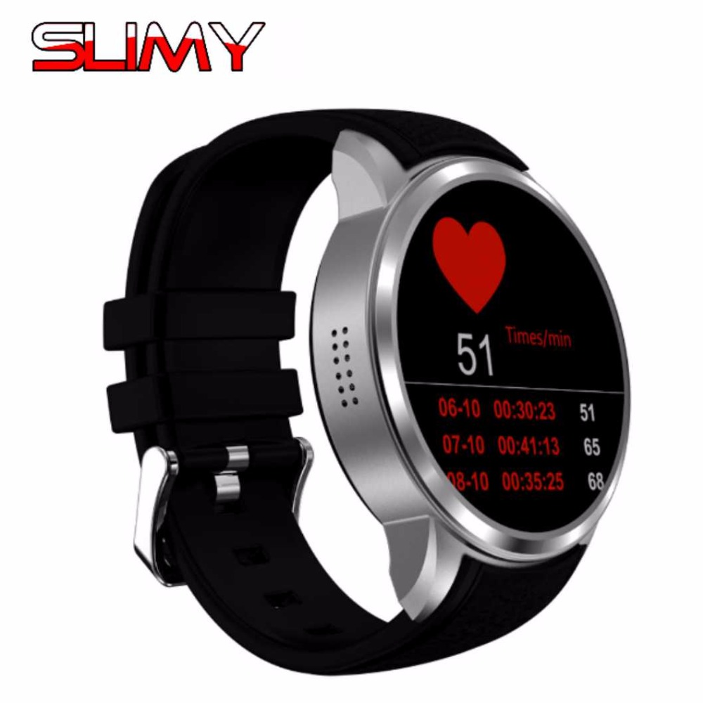 Slimy X200 Android 5.1 Smart Watch Phone with Bluetooth 3G Wifi GPS Nano SIM Card MTK6580 512MB+8GB Smartwatch PK KW88 Z10 LES1 мобильный телефон t smart smart g18 3g 200