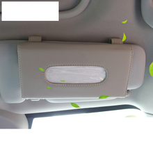 цена на lsrtw2017 fiber leather car sun shade tissue box for subaru forester xv outback legacy wrx impreza