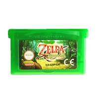 Nintendo GBA Game The Legend Of Zelda The Minish Cap Video Game Cartridge Console Card ENG