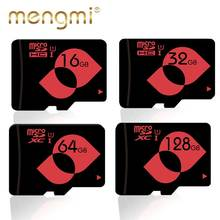 Mengmi Memory Card microSD 32GB C10 micro SD Card 16GB/64GB/128GB/256GB High Speed tf card for Android tablet Camera цена