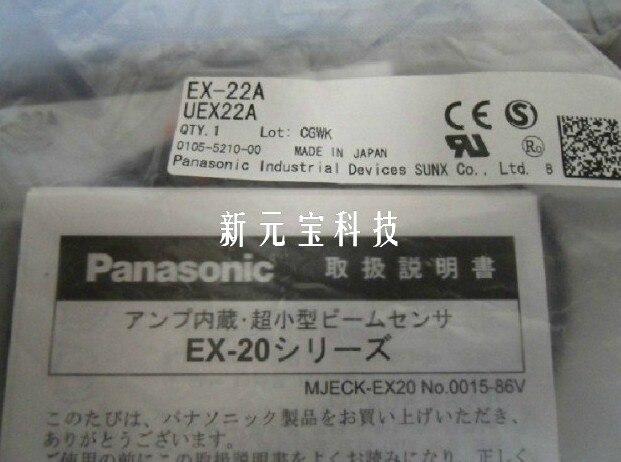 SUNX EX-22A REFLECTIVE PHOTOELECTRIC SENSOR цена и фото