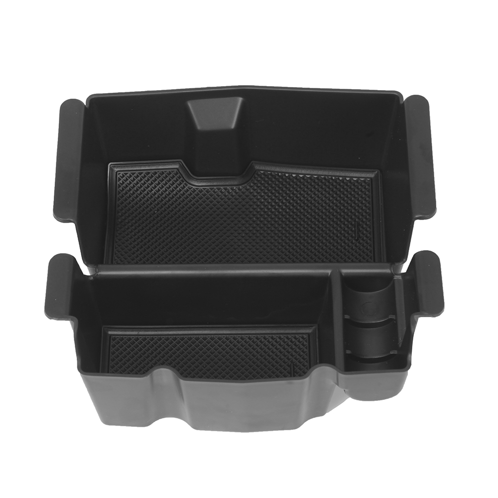 for Jeep Wrangler JL 2018 2019 Accessories Armrest Storage Box Organizer Tray