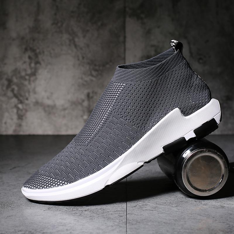 f3f425356304 Beita volar de los hombres Zapatos de malla de calcetín zapatillas de  deporte para correr los amantes Arena ZAPATOS BARATOS par Zapatos de  deporte de alta ...