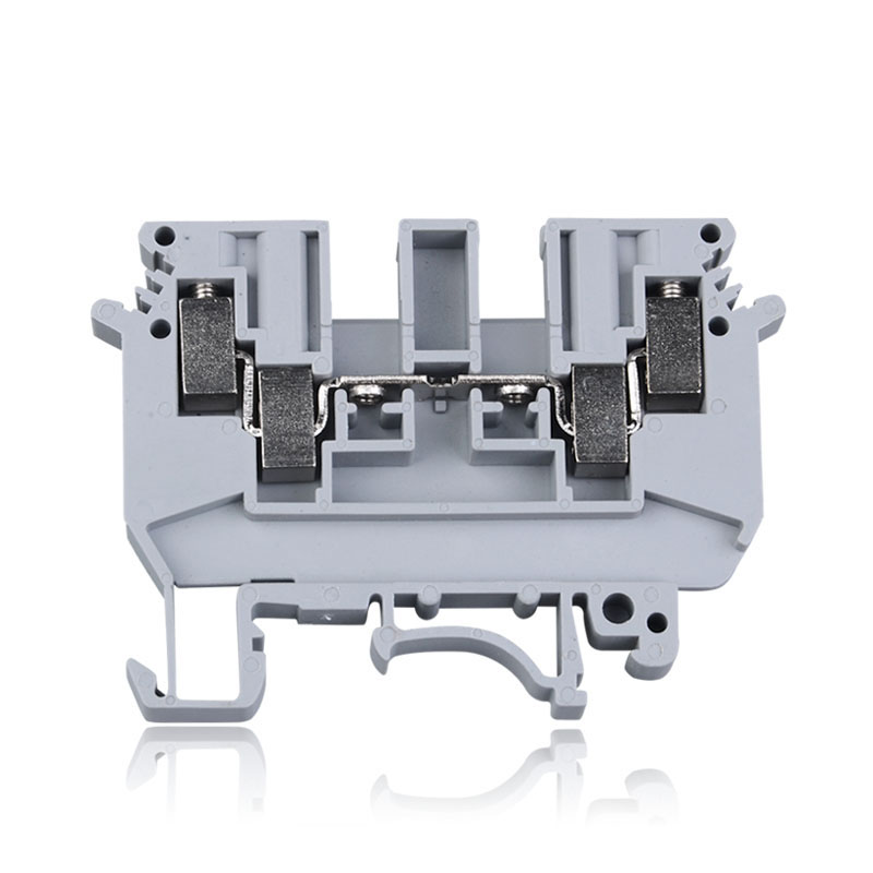 50pcs udk4 din rail connector wire terminal phoenix type. Black Bedroom Furniture Sets. Home Design Ideas