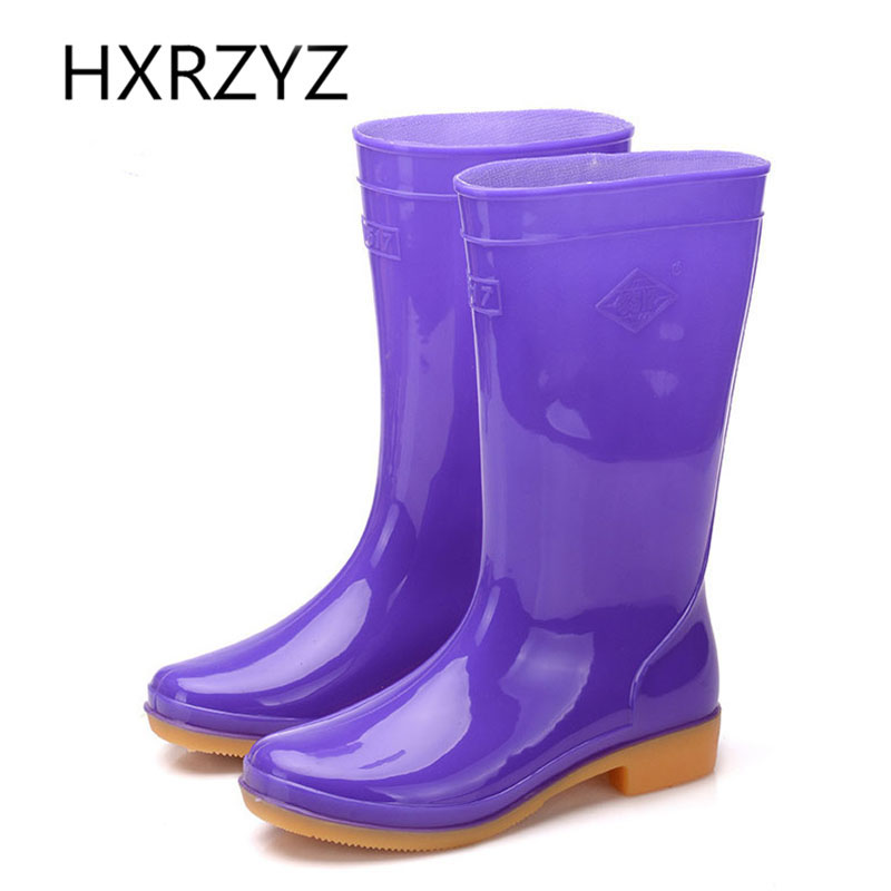 Popular Blue Rain Boots-Buy Cheap Blue Rain Boots lots from China ...