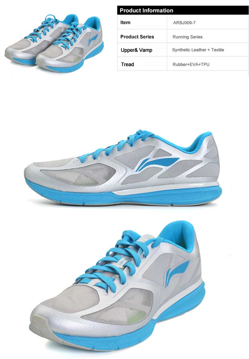 Li-Ning Superlight XI Outdoor Running Shoes Men Light Weight Mesh Breathable Cushioning Lace-Up Sneakers Shoes ARBJ009 XYP270 12