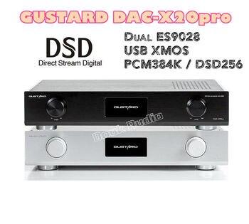 De AUDIO DC100 decodificador AK4497 DAC chip Dual AK4497 apoya  DSD256/PCM384K
