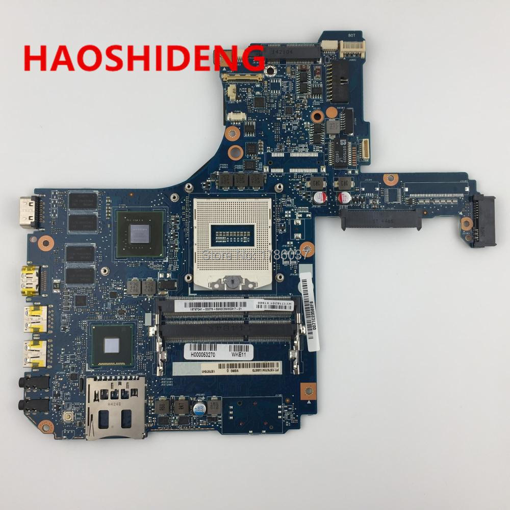 H000053270 VGSG for Toshiba Satellite S50 S50-A S55 S55-A L50 L50-A motherboard.All functions 100% fully Tested ! a000302740 da0blimb6f0 for toshiba satellite s50 l50 b l50t b series motherboard with i5 5200u all functions fully tested