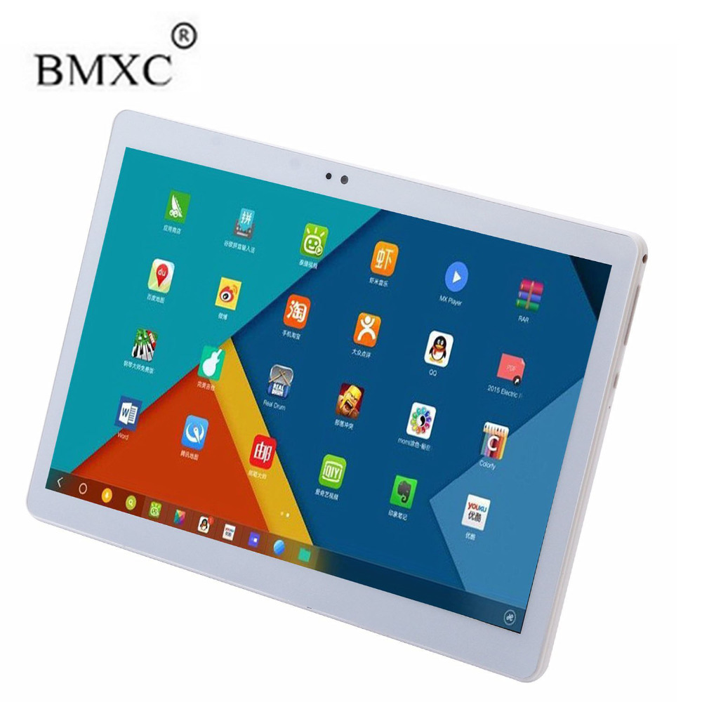 BMXC Android 6 0 10 inch Tablet PC Octa Core 3G 2GB 32GB WiFi GPS Tablet