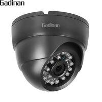 GADINAN 720 P 960 P 1080 P IP Camera ONVIF CCTV Surveillance Dome 2.8mm Groothoek Bewegingsdetectie RTSP E-mail Alert XMEye 48 V POE