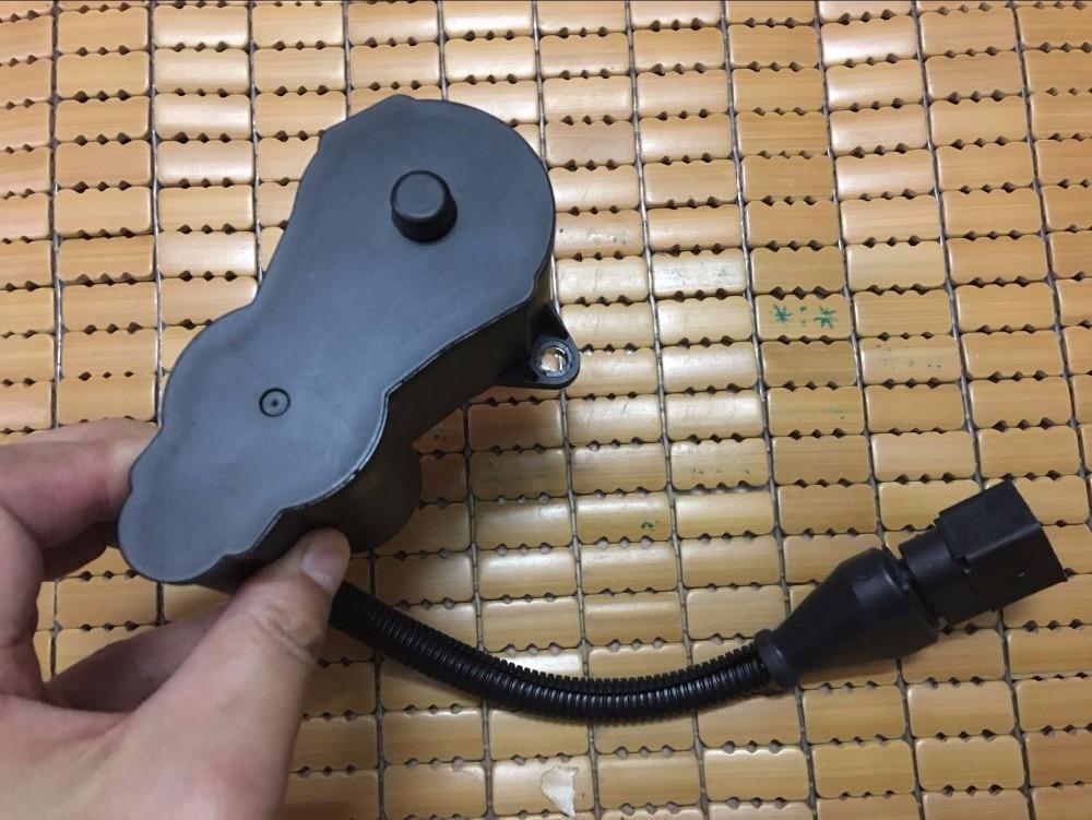 1 PC Rear Caliper Parking Brake Servo Motor 4E0998281 4E0998281B 32333552 for Audi A8 S8 2006