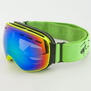 Image 3 - children skiing goggles for kid boys girls glass anti fog lens winter snow glasses snowboard goggle ski googles kids ski goggles