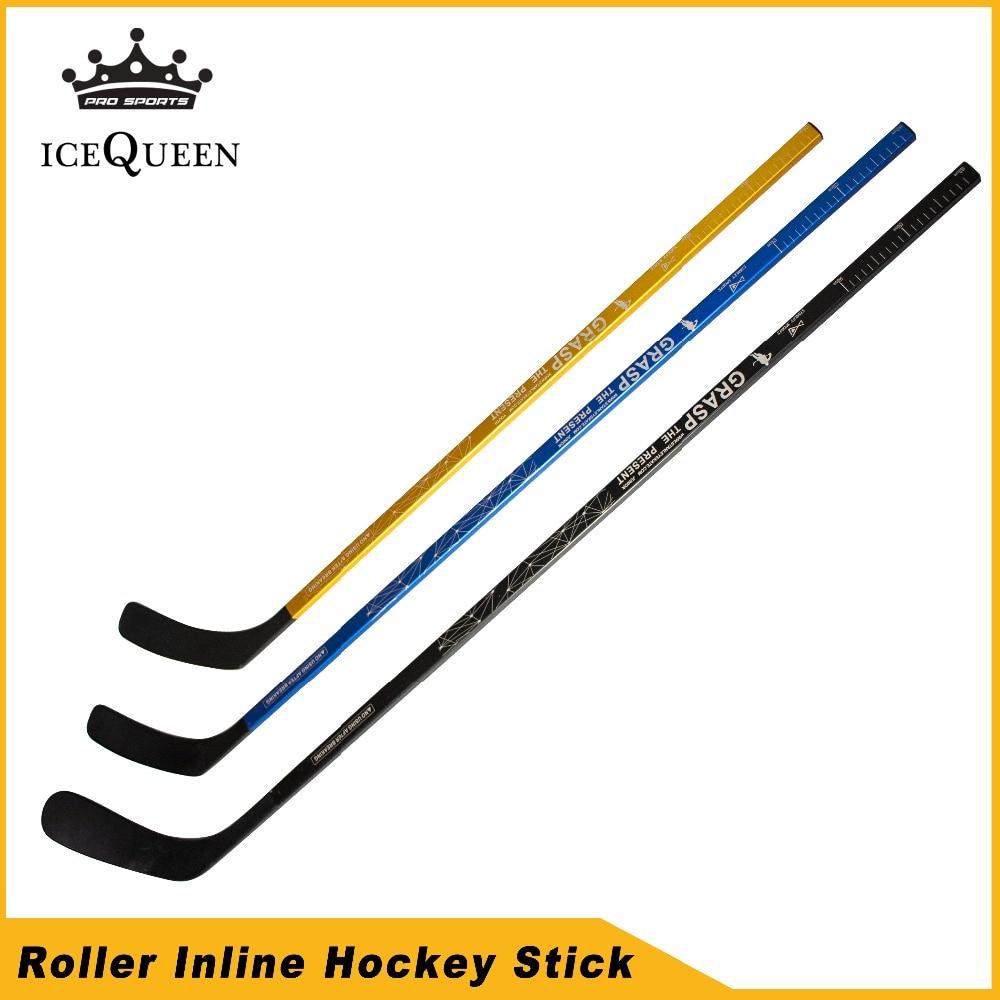 New Arrival Free shipping SR 64 JR 58 YTH 48 Alumimum Roller Hockey Stick Indoor Hockey