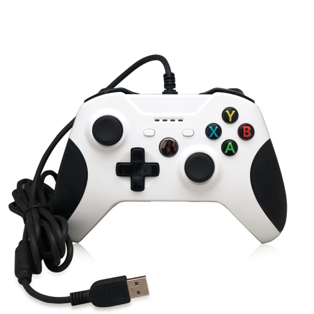 USB Wired Controller Controle For Microsoft Xbox One(S)Controller ...
