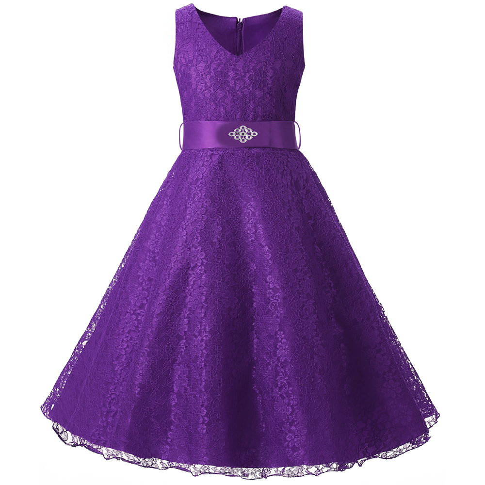 Aliexpress.com : Buy girls party dress kids 2017 designer children ...