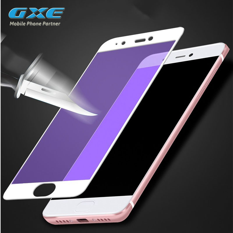 GXE 3D Curved Full Cover Screen Protector Tempered Glass for Xiaomi - Ανταλλακτικά και αξεσουάρ κινητών τηλεφώνων