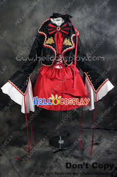 Vocaloid 2 Sandplay Singing Of The Dragon Kagamine Rin Cosplay Costume H008