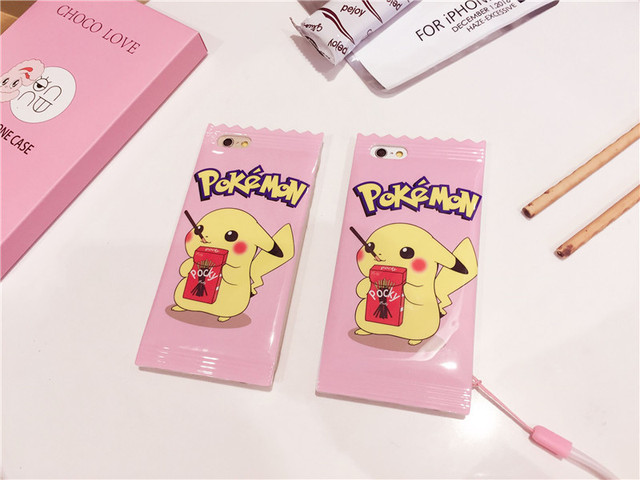 IMD Candy Rubber Phone Case for iPhone 6
