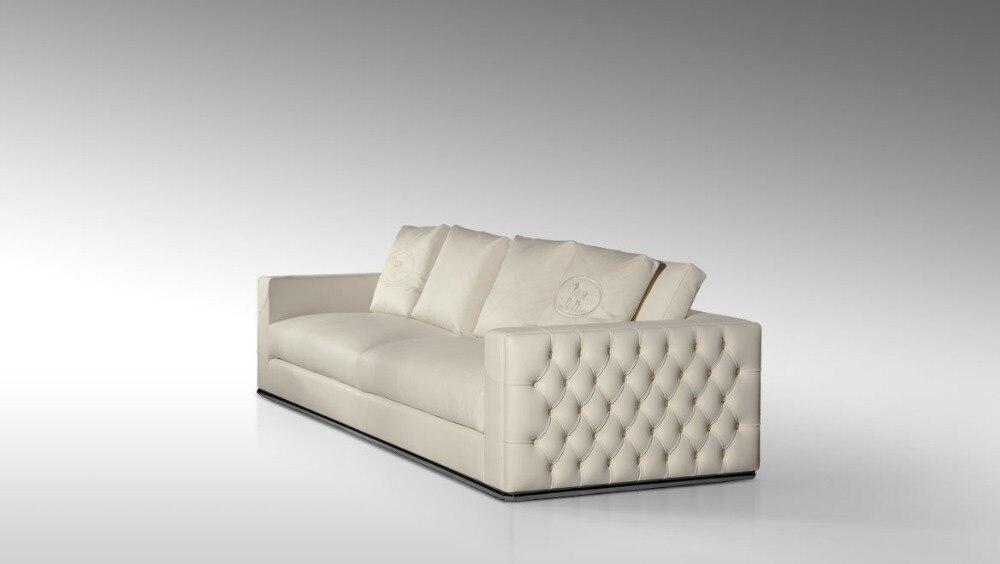 buy top graded italian genuine leather sofa sectional living room sofa home. Black Bedroom Furniture Sets. Home Design Ideas