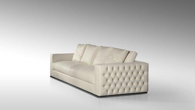 đầu Bảng Xếp Loại Y Genuine Sofa Da Cắt Phong Khach Sofa Nha đồ Nội