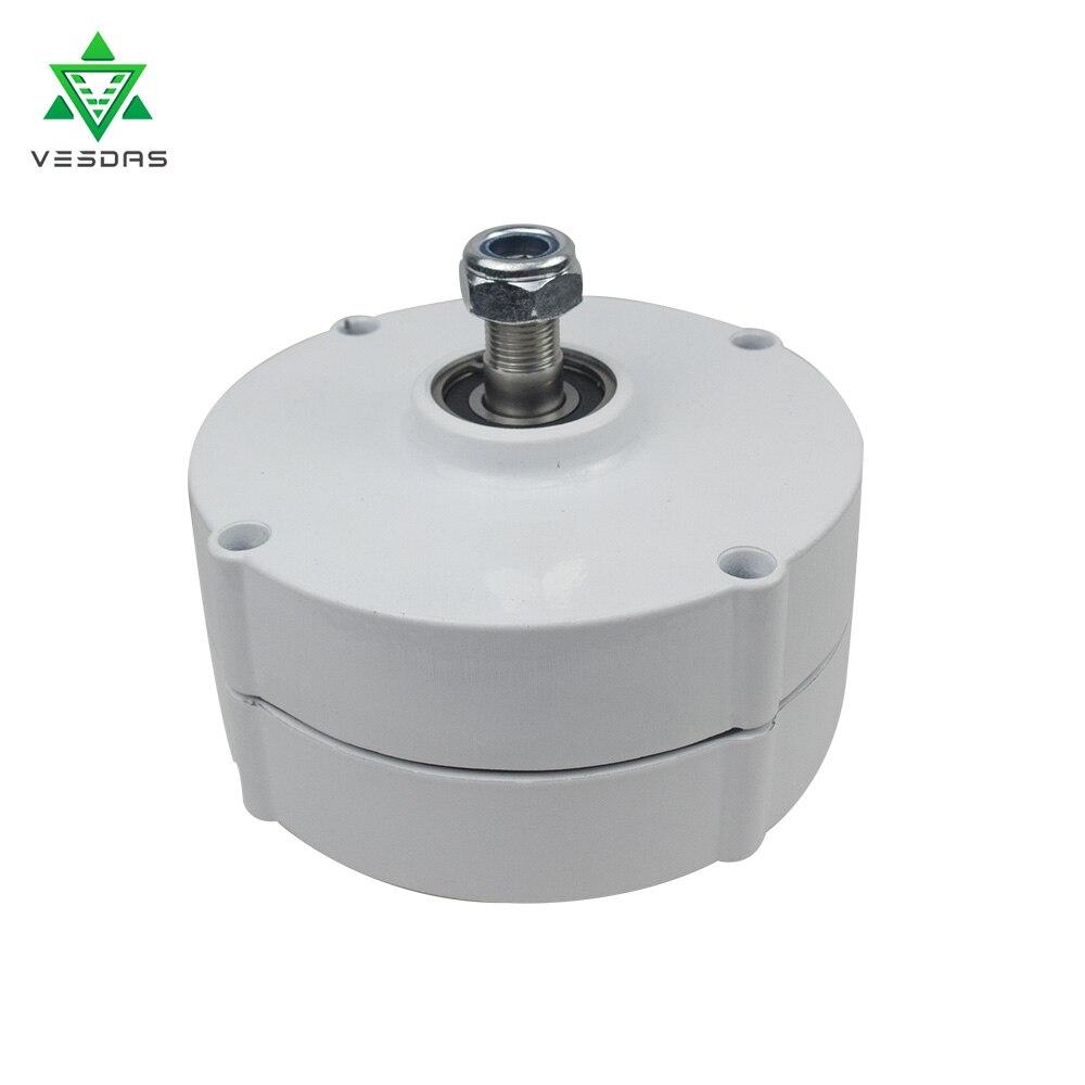 Vesdas 200w 600r/m 12v or 24v Permanent Magnet AC Alternator Wind Turbine Generator DIY AC Alternator