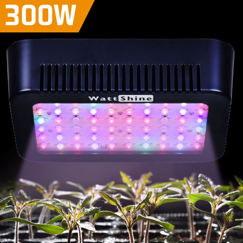 Full spectrum led grow lights 300W grow lamp 16 bands growing light for plants indoor