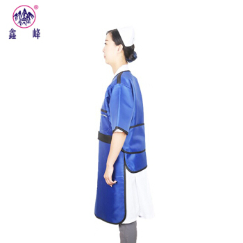 Lead Rubber Clothing Protective Clothing Radiation Protection Suits Medical X-ray Protective Clothing 0.35 MMPB Super Soft