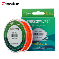 Pisicifun New 300Yards 20LB Fly Fishing Backing Line Braided Fly Line Wholesale