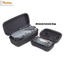 DJI Mavic Pro sac boîtier de Drone Durable étui de protection et Portable Hardshell émetteur contrôleur sac de rangement pour MAVIC