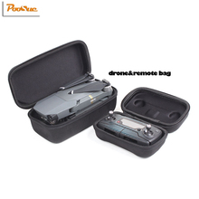 DJI funda protectora Mavic Pro para Dron, carcasa resistente para cuerpo de Dron y bolsa de almacenamiento portátil con controlador transmisor de carcasa dura para MAVIC