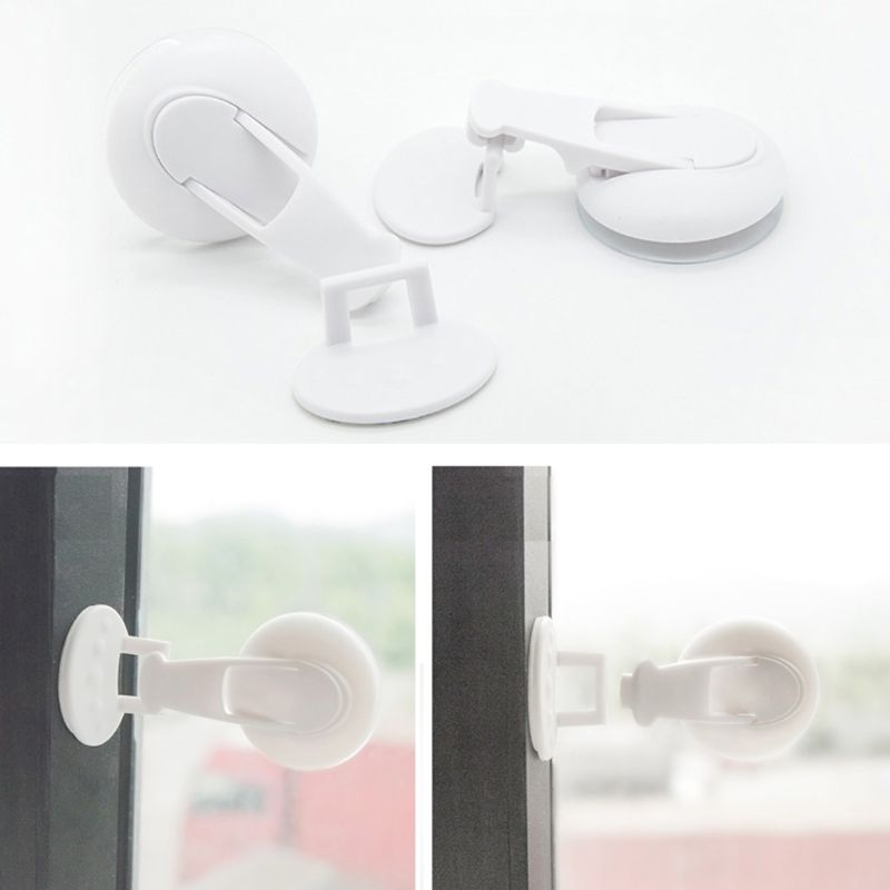 Protecting Baby Safety Security Window Lock Child Safety Lock Window Stopper Protection For Children Protection On Windows