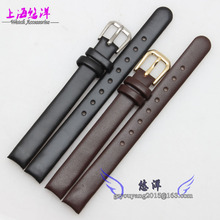 The strap female leather strap adapter K4323209 leisurely K4323148 K4323130 black brown and white