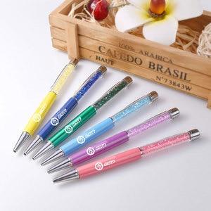 KPOP GOT7 JinYoung Mark Jackson Album Pen Multiple Colour Office Student Stationery Writing Pen Case Displays JCF612(China)