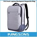 """Kingsons 15.6 """"Notebook Laptop Bag Mochilas Softback Nylon Sacos Para Faculdade Negócio de Viagens Compus Para Macbook/Asus/Acer/Dell"""