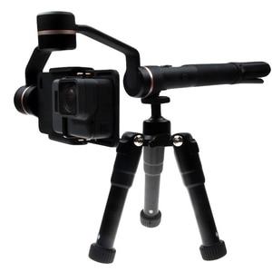 Image 5 - Macchina Fotografica di azione di accessori Stecca di Montaggio per go pro Gopro Hero 6/5/4/3/3 + xiaomi DJI osmo Mobile Giunto Cardanico Handheld Holder nero