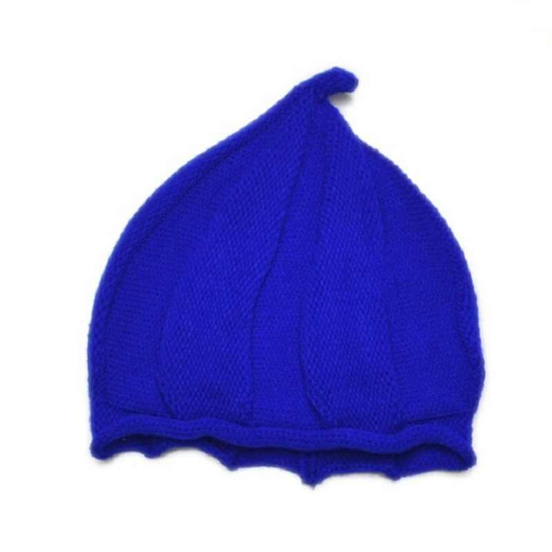 d1eaa5337 Bnaturalwell Baby boy girl winter hat Kids knit beanies Nipple shape  pointed warm bonnet Toddler knitted cap sharp top hats H004