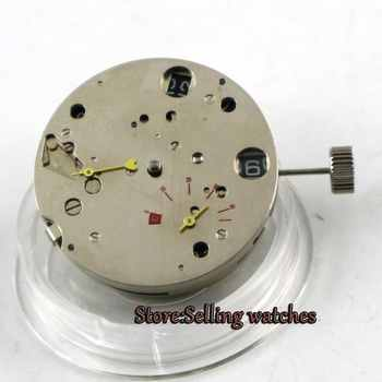 New sea gull 2530 Mechanical power reserve date window fit automatic movement Men's watch movement - DISCOUNT ITEM  30% OFF All Category