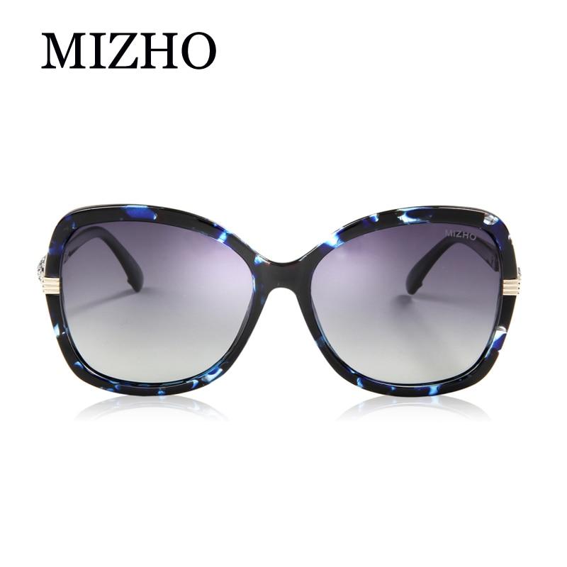 4f0e818b9e4 MIZHO 2019 Shine Driving RED Plastic Women Sunglasses Polaroid Summer  Fashion Brand Design Oversized Female Glasses