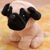 Wypchanych zwierząt 20 cm shari w2499 pie pies pluszowe zabawki lalki prezent
