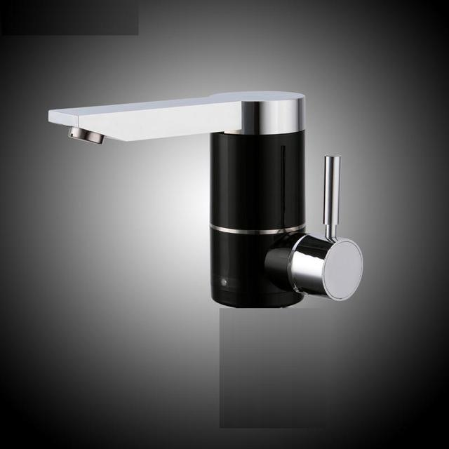 Aliexpress.com : Buy electric tankless water kitchen sink heating ...