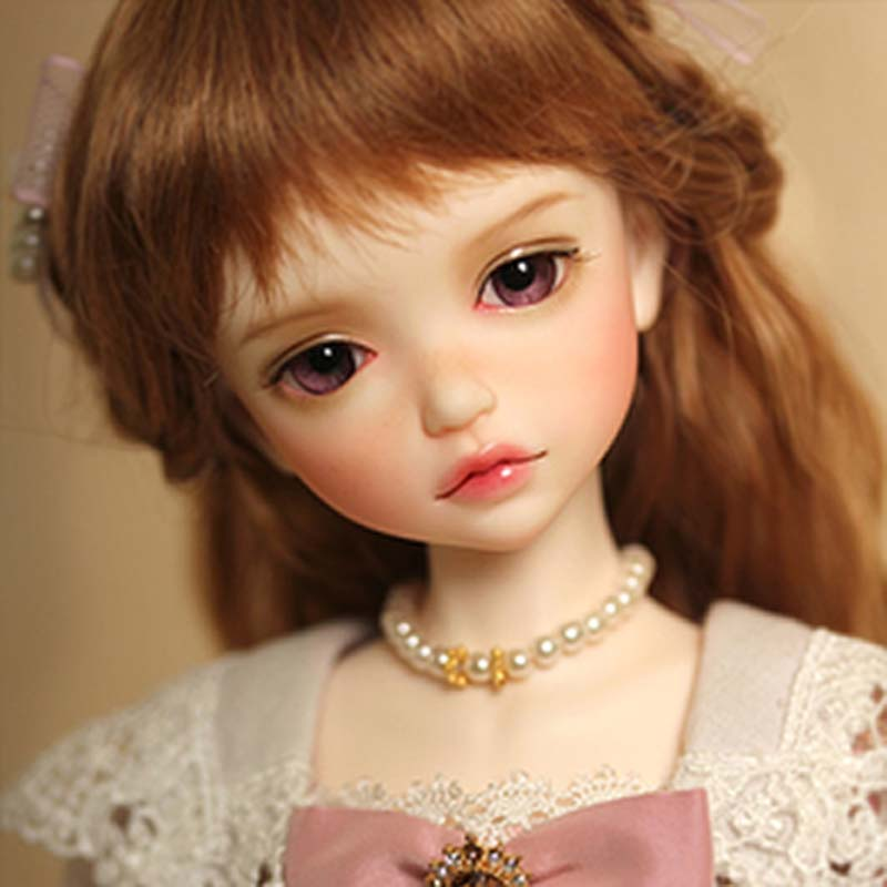 Fashion Style 1/6 BJD Doll Lonniess Cutely BJD/SD Doll For Baby Girl Children Birthday Gift uncle 1 3 1 4 1 6 doll accessories for bjd sd bjd eyelashes for doll 1 pair tx 03