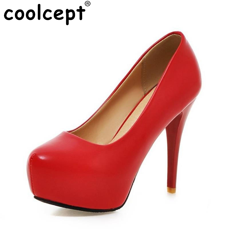 Size 33 45 Women High Heel Shoes Fashion Ladies Thin Heels Classics Office Ladies Heeled Pumps