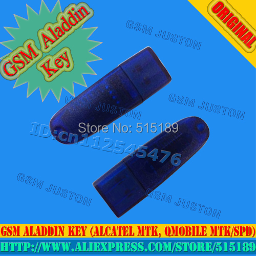 Gsm Aladdin V2 Dongle (for Alcatel MTK, QMobile MTK/SPD)