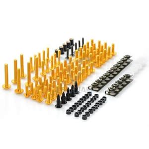 Image 2 - Motorcycle Full Fairing Kit windshield Body Work Bolts Nuts Screws For Yamaha YZF R1/R125/R15/R1M/R25/R3/R6
