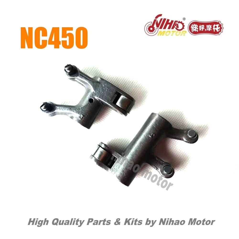 74 NC450 pièces culbuteur ZONGSHEN moteur NC RX4 ZS194MQ (moteur Nihao) KAYO Motoland esb VENTO Asiawing Xmoto