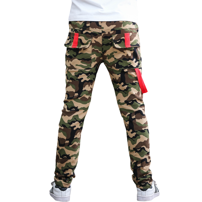 2017 Summer Infant Clothes Boys Camouflage Trousers Boys