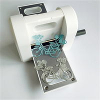 Embossing Scrapbooking Die cutting machine scrapbook photo album card making tool knives molding flower mini paper machine