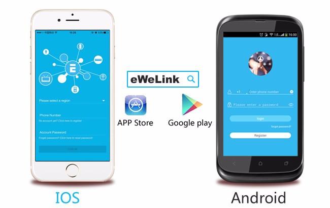 Itead Sonoff Inteligentny Wifi Przełącznik Czasowy Inteligentny Uniwersalny Bezprzewodowy Przełącznik DIY MQTT COAP Android IOS Zdalnego Sterowania Inteligentnego Domu 14