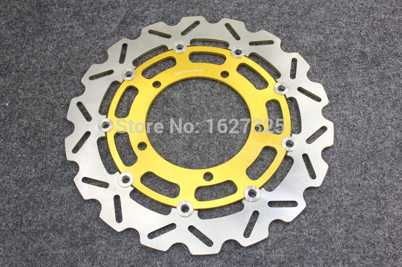 Brand new Motorcycle Rear Brake Disc Rotors For SUZUKI GSF400 M/N/P Bandit 91-95/ GSR400 K6 06 Universel
