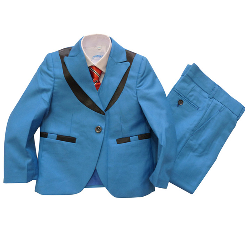 2-10 Years Tuxedo Suits for Weddings Attire for Boys Prom Suits Kids Suit sets Terno Menions 2 tuxedo